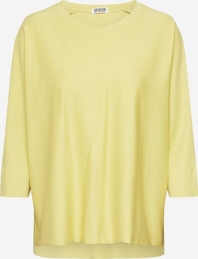 DRYKORN Sweatshirt 'Lenilia' in limone, Produktansicht