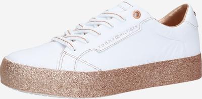 TOMMY HILFIGER Sneaker in gold / weiß, Produktansicht