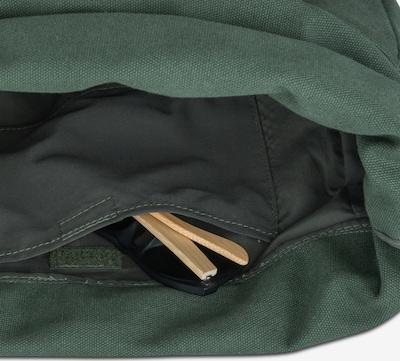 Johnny Urban Sac à dos 'Rolltop Rucksack Adam' en vert gazon: Vue de dessus