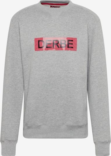 Derbe Sweatshirt 'Viggo' in grau, Produktansicht