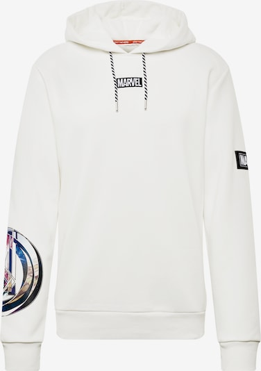 ABOUT YOU x MARVEL Sweatshirt 'David' in de kleur Offwhite, Productweergave
