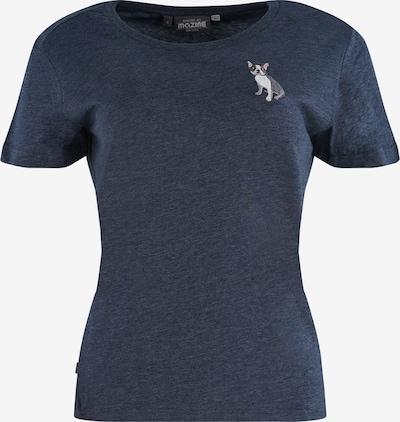 mazine T-Shirt 'Dixie T' in nachtblau, Produktansicht