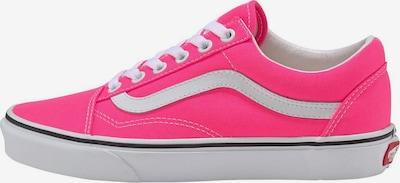 VANS Sneaker 'Old Skool' in neonpink / weiß, Produktansicht