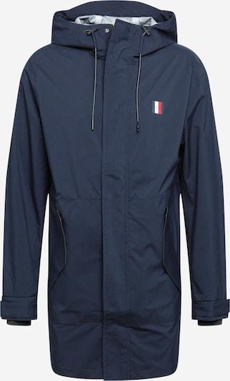 TOMMY HILFIGER Prehoden plašč | temno modra barva, Prikaz izdelka
