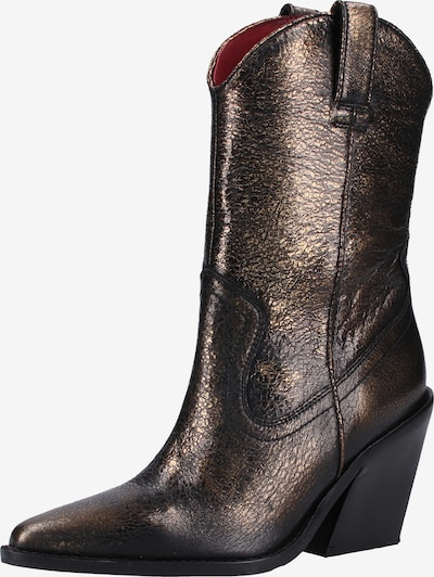 BRONX Stiefel 'NEW KOLE' in gold / schwarz, Produktansicht