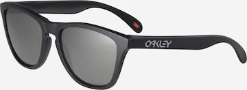 OAKLEY - Gafas de sol deportivas 'FROGSKINS  OO9013-F7-55' en negro