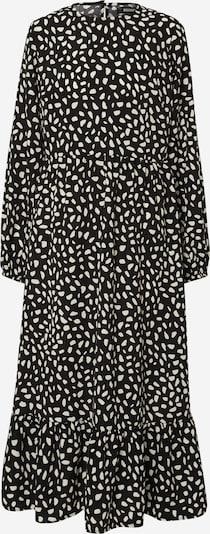 Missguided Kleid 'DALMATIAN' in schwarz / weiß, Produktansicht