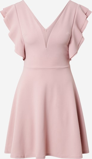 WAL G. Kleid in rosa: Frontalansicht