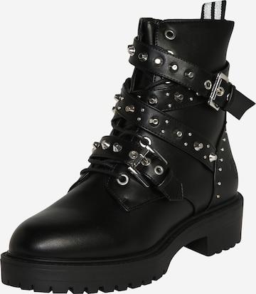 BULLBOXER Boot i svart
