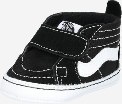 VANS Schuhe 'IN SK8-Hi Crib' in schwarz / weiß, Produktansicht