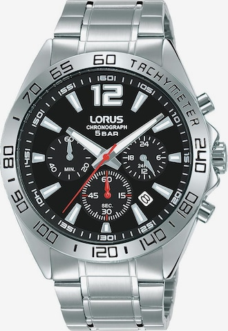 LORUS Chronograph 'Sport, RT333JX9' in Silber