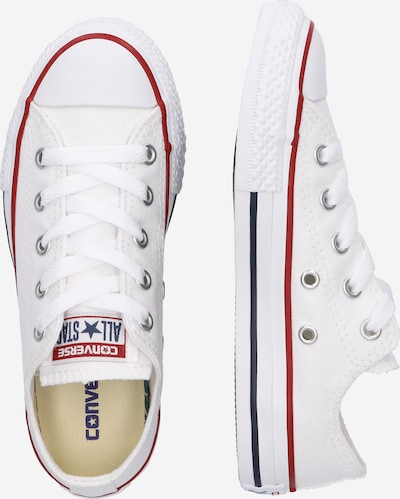 CONVERSE Trainers 'All Star' in White: Side view