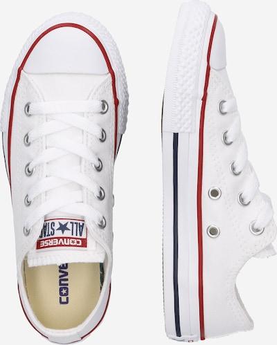 CONVERSE Sneaker 'C/T ALLSTAR OX' in weiß: Seitenansicht
