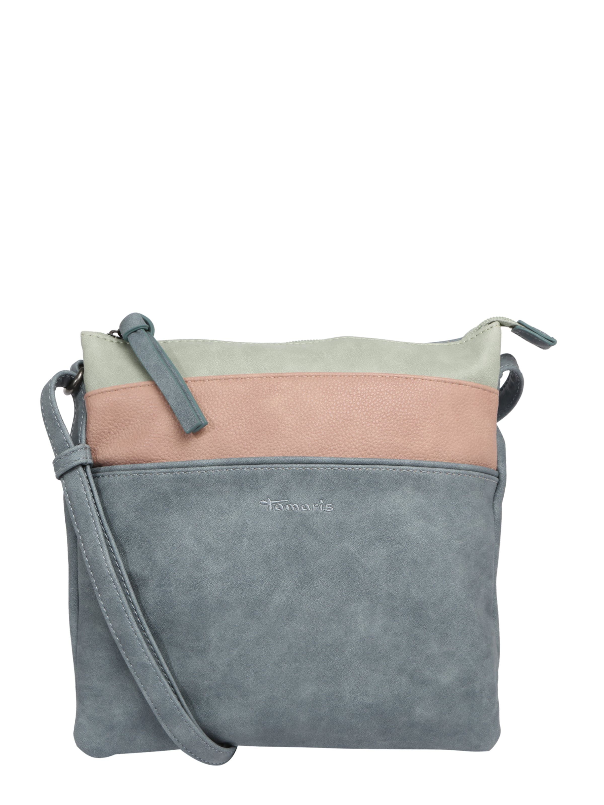 Freies Verschiffen Sehr Billig TAMARIS Crossbody Bag im Colourblocking-Design 'KHEMA' Billigshop Freies Verschiffen Wahl Kaufen Online-Outlet vrXh253b
