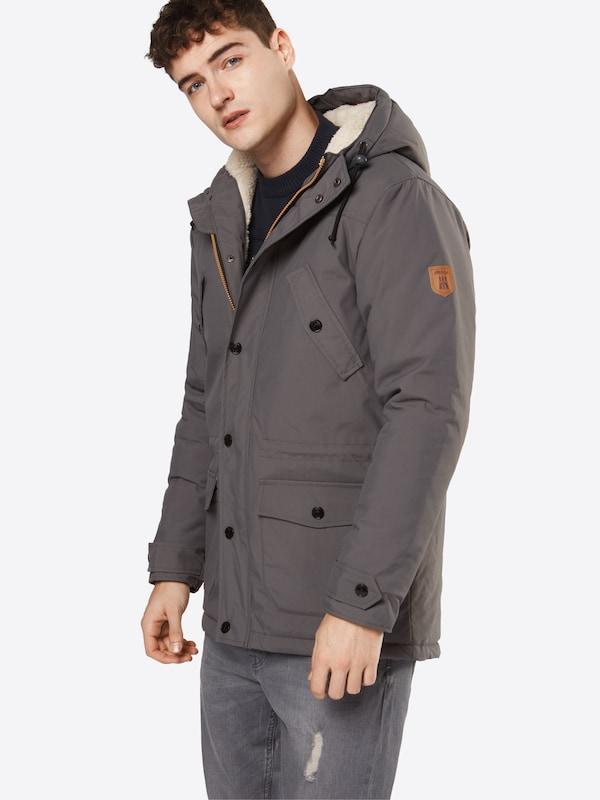 Rough Short Coat Mainland Parker