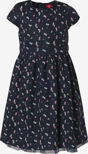 s.Oliver Junior Kleid in nachtblau / mischfarben, Produktansicht
