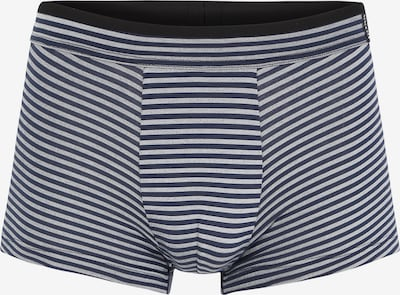 BOSS Boxers 'Finestripe' en bleu marine, Vue avec produit