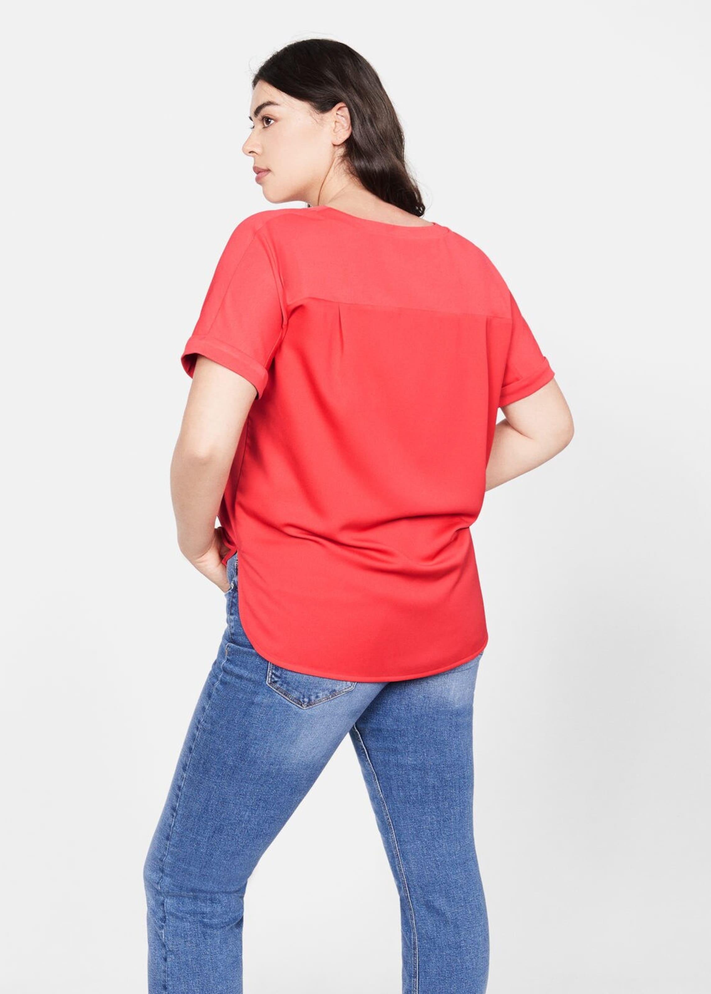 'salsa5' Violeta T shirt By Mango Weinrot In QrshCtd