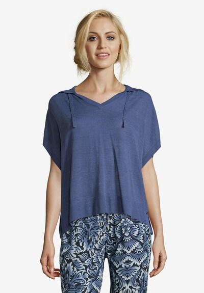 Betty & Co Pullover in dunkelblau, Modelansicht