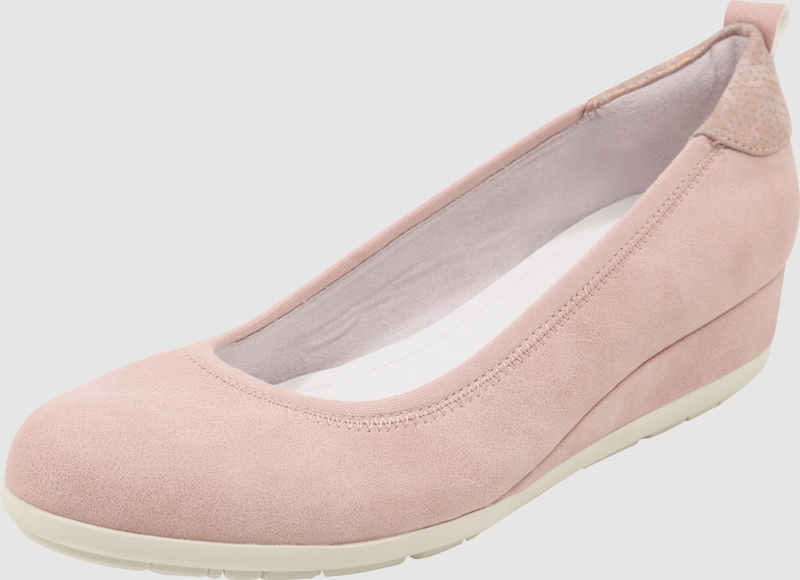 S.oliver Red Label Ballerina With Wedge Heel