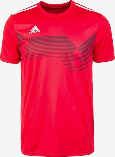 ADIDAS PERFORMANCE Fußballtrikot  'Campeon 19' in rot / weiß, Produktansicht