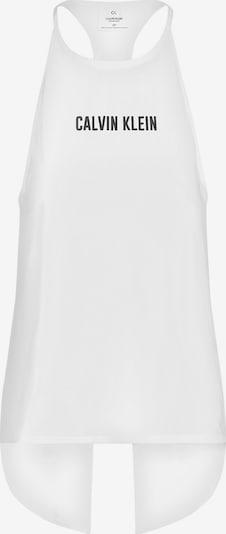 Calvin Klein Performance Top in weiß, Produktansicht