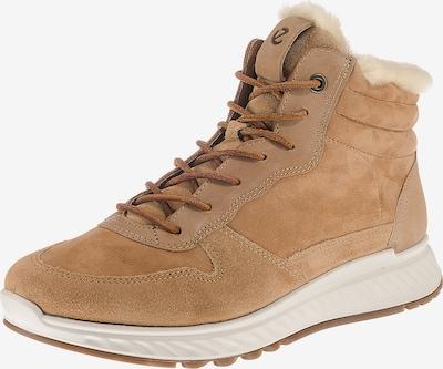 ECCO Sneakers High 'ST.1' in hellbeige, Produktansicht