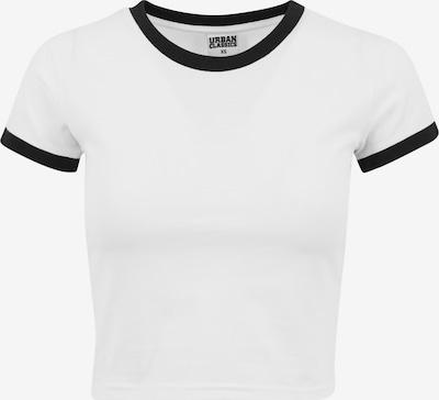 Urban Classics Majica u crna / bijela, Pregled proizvoda