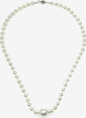Orquidea Perlenkette 'Nilsa' in Weiß