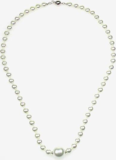 Orquidea Perlenkette 'Nilsa' in weiß, Produktansicht