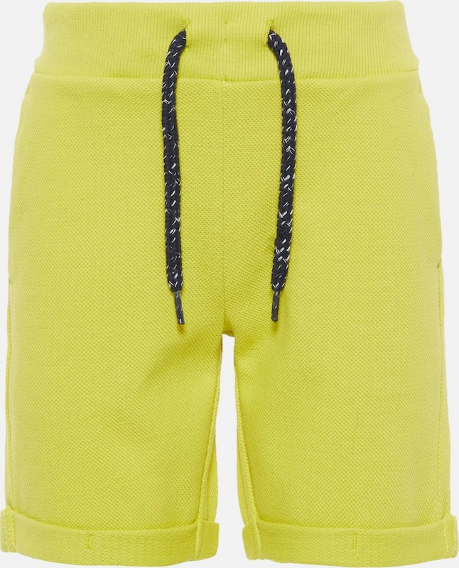 NAME IT Sweatshorts in schilf, Produktansicht
