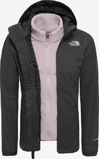 THE NORTH FACE Doppeljacke 'Eliana' in anthrazit, Produktansicht