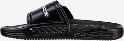 ENDURANCE Badesandale 'Hildale W/Velcro' in schwarz / weiß, Produktansicht
