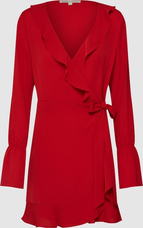 Farina Opoku Kleid 'LORENANE' in rot  Neue Kleidung in dieser Saison