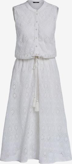 Rochie de vară SET pe alb: Privire frontală
