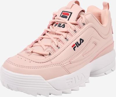FILA Sneaker 'Disruptor' in altrosa / hellrot / schwarz, Produktansicht