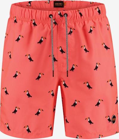 Shiwi Kratke kopalne hlače | oranžna barva, Prikaz izdelka