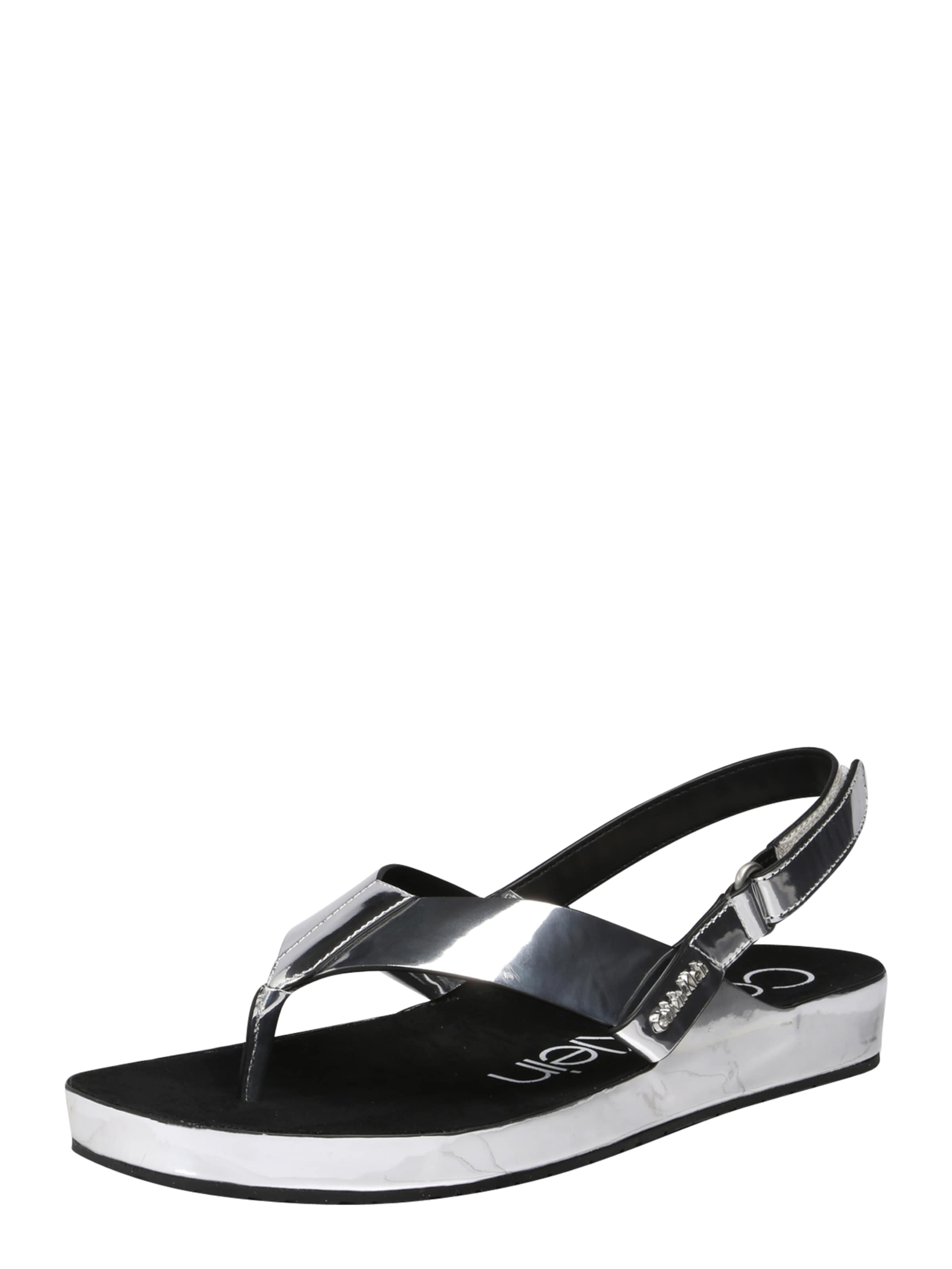 Haltbare Mode billige Schuhe Calvin Klein | Sandalen 'MANIRA' Schuhe Gut getragene Schuhe
