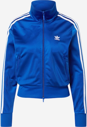 ADIDAS ORIGINALS Between-season jacket 'Firebird' in blue / white, Item view