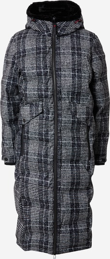 KILLTEC Outdoor coat 'Vogar' in Grey / Black, Item view