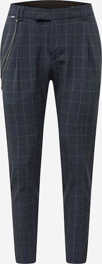CINQUE Voltidega püksid 'SANDRO' helekollane / tumehall, Tootevaade