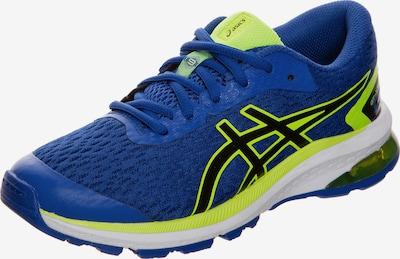 ASICS Laufschuh 'GT-1000 9 GS' in blau / neongrün / schwarz, Produktansicht