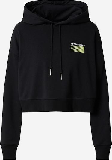 Megztinis be užsegimo iš new balance , spalva - juoda, Prekių apžvalga