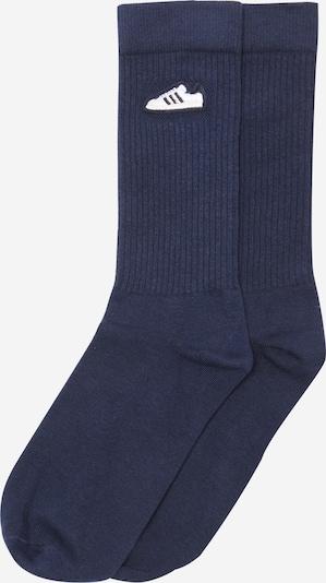 Kojinės 'SUPER SOCK 1PP' iš ADIDAS ORIGINALS , spalva - tamsiai mėlyna / tamsiai mėlyna, Prekių apžvalga