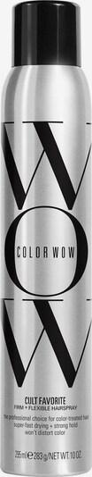 Color WOW Haarspray 'Cult Favorite' in schwarz / silber / transparent, Produktansicht