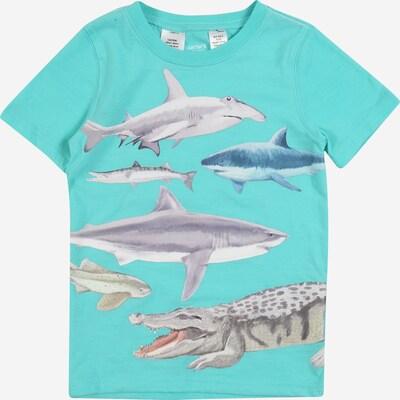 Carter's Shirt in türkis, Produktansicht