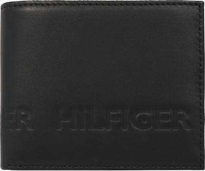 TOMMY HILFIGER Portemonnee in de kleur Zwart: Vooraanzicht