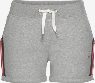 HIS JEANS Shorts in graumeliert, Produktansicht