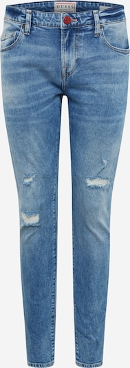 GUESS Džínsy 'CHRIS' - modrá denim, Produkt