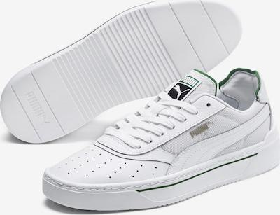 PUMA Sneakers laag 'Cali-0' in de kleur Groen / Wit, Productweergave